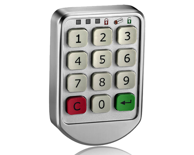 Scenario testing by example, Code Key Cabinet Digital Lock
