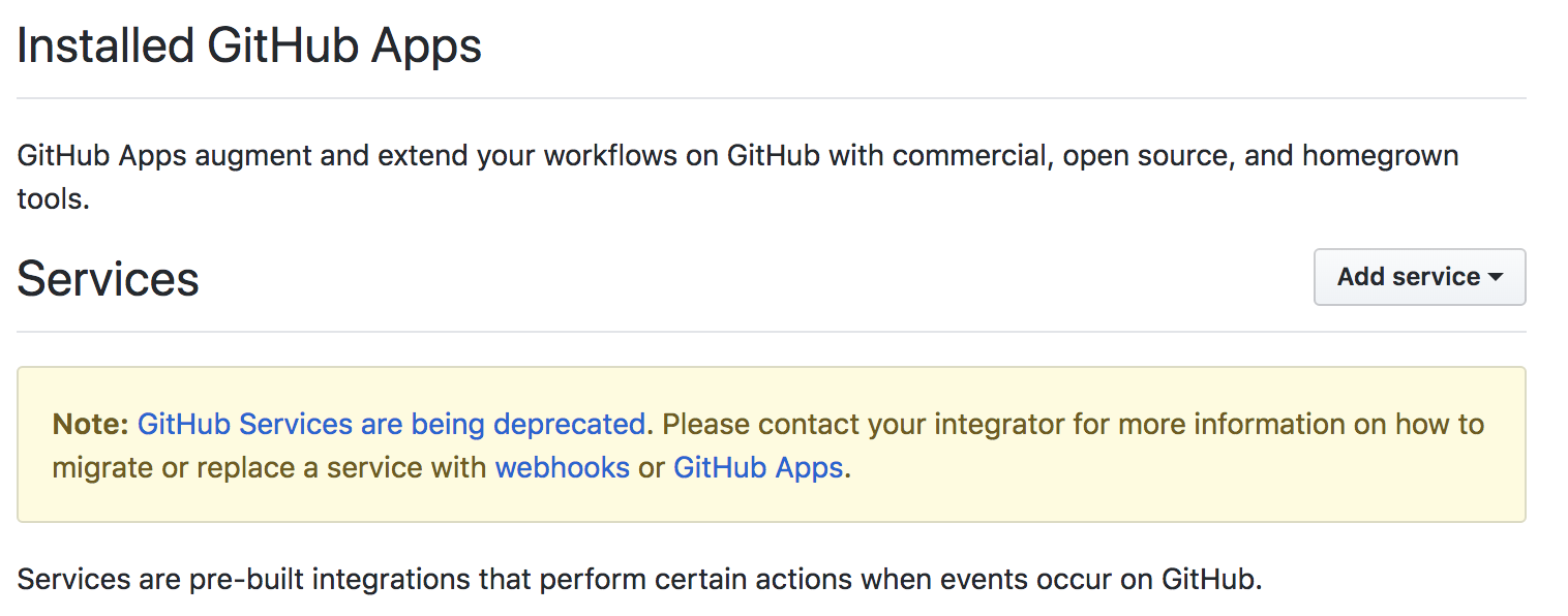 Jenkins and github integration using webhooks