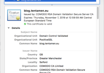 Testing From Trenches: Hostname Does Not Match The Server Certificate