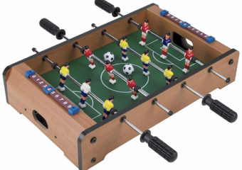 Testing From Trenches – Assembling Table Soccer