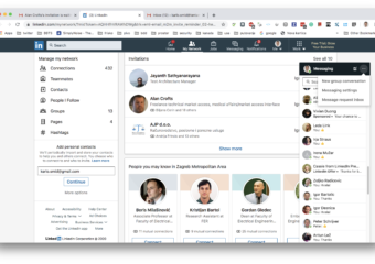 Testing From Trenches, LinkedIn Minimize Window Missing Feature