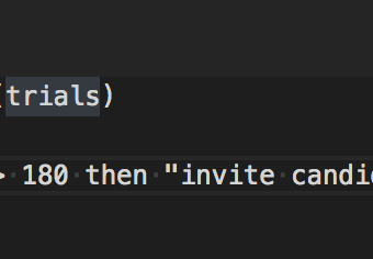 Elm If Expressions
