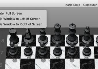Apple UX Inconsistency