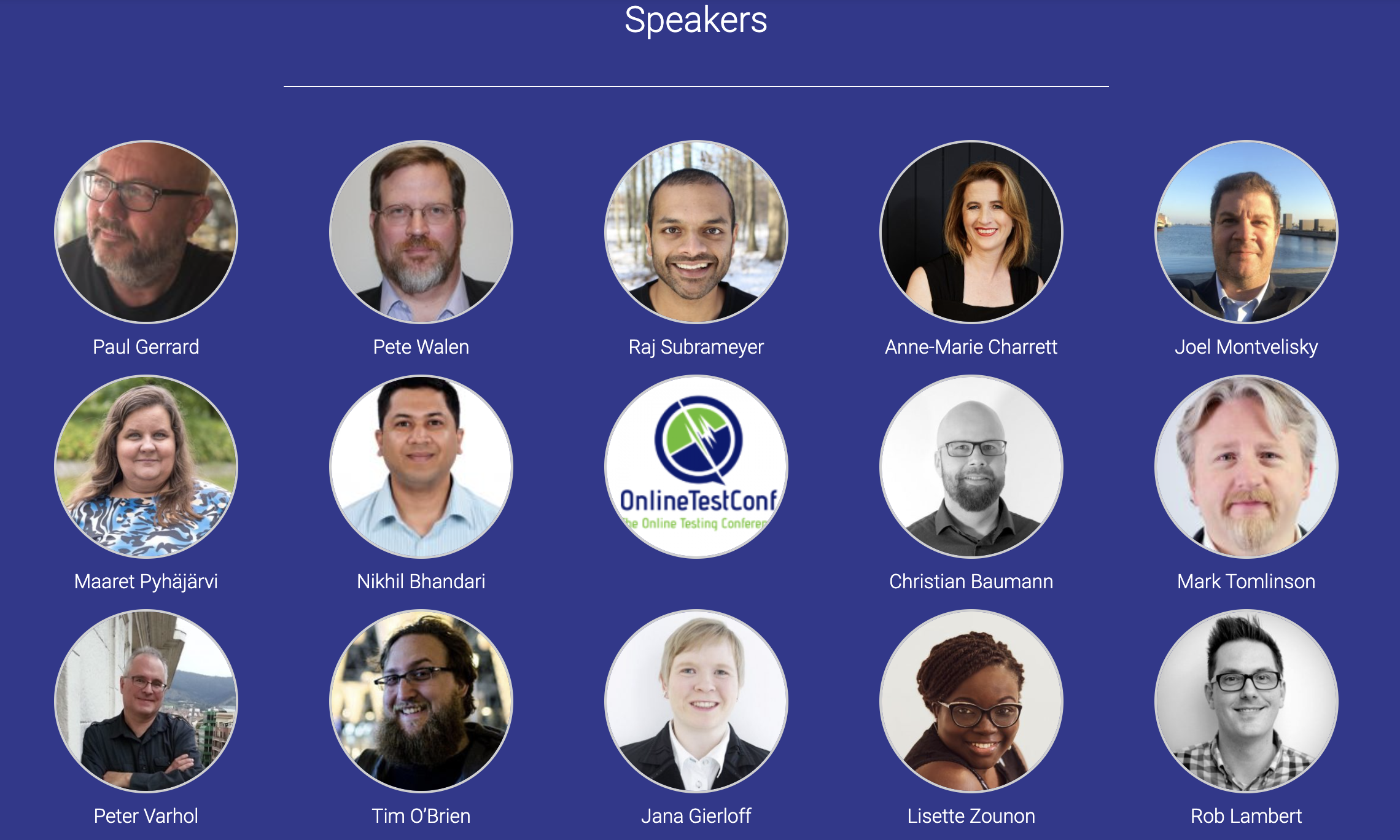 OnlineTestConf Is Next Week And It Is Free
